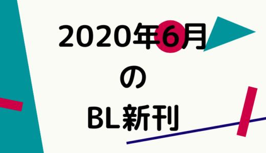 【2020年6月BL新刊】ラムスプリンガのスピンオフが目玉